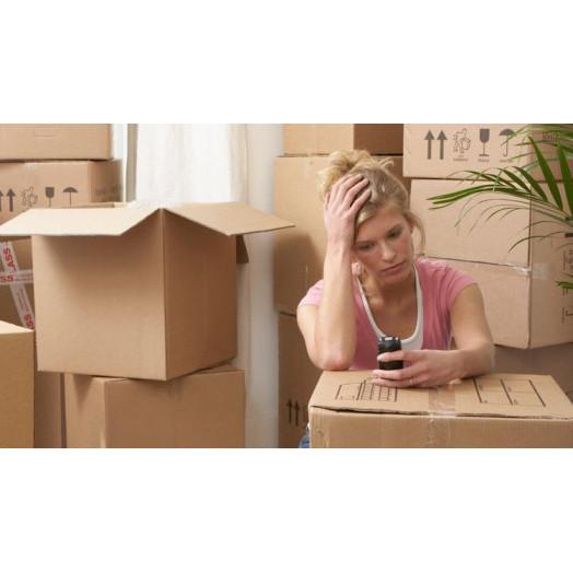 Стресс после переезда