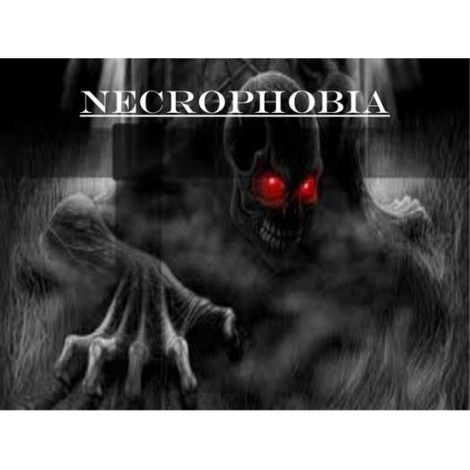 nekrofobia